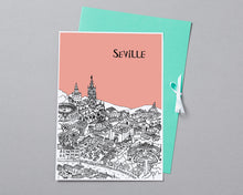 Load image into Gallery viewer, Personalised Seville Print-4