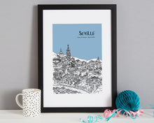 Load image into Gallery viewer, Personalised Seville Print-3