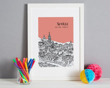 Load image into Gallery viewer, Personalised Seville Print-1