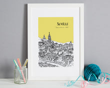 Load image into Gallery viewer, Personalised Seville Print-5