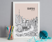 Load image into Gallery viewer, Personalised Shanghai Print-6