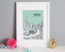 Load image into Gallery viewer, Personalised Shanghai Print-5