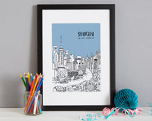 Load image into Gallery viewer, Personalised Shanghai Print-3