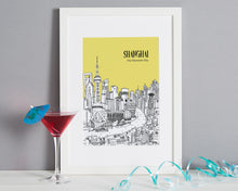 Load image into Gallery viewer, Personalised Shanghai Print-1