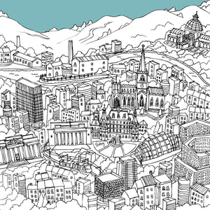 Personalised Sheffield Print-2