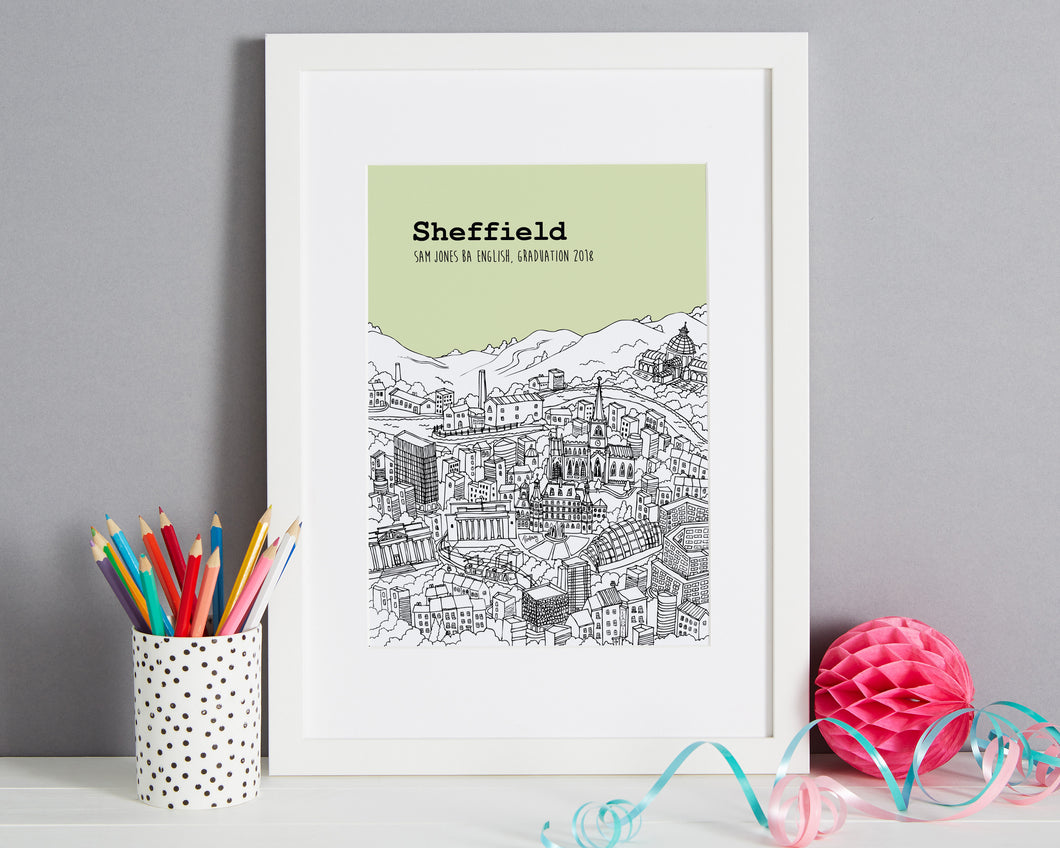 Personalised Sheffield Print-1