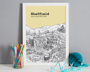 Personalised Sheffield Print-6
