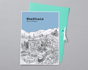 Personalised Sheffield Print-4