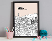 Load image into Gallery viewer, Personalised Siena Print-8