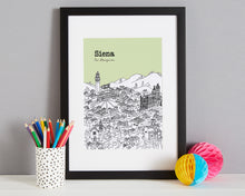 Load image into Gallery viewer, Personalised Siena Print-3