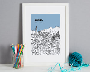 Personalised Siena Print-6