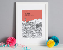 Load image into Gallery viewer, Personalised Siena Print-1