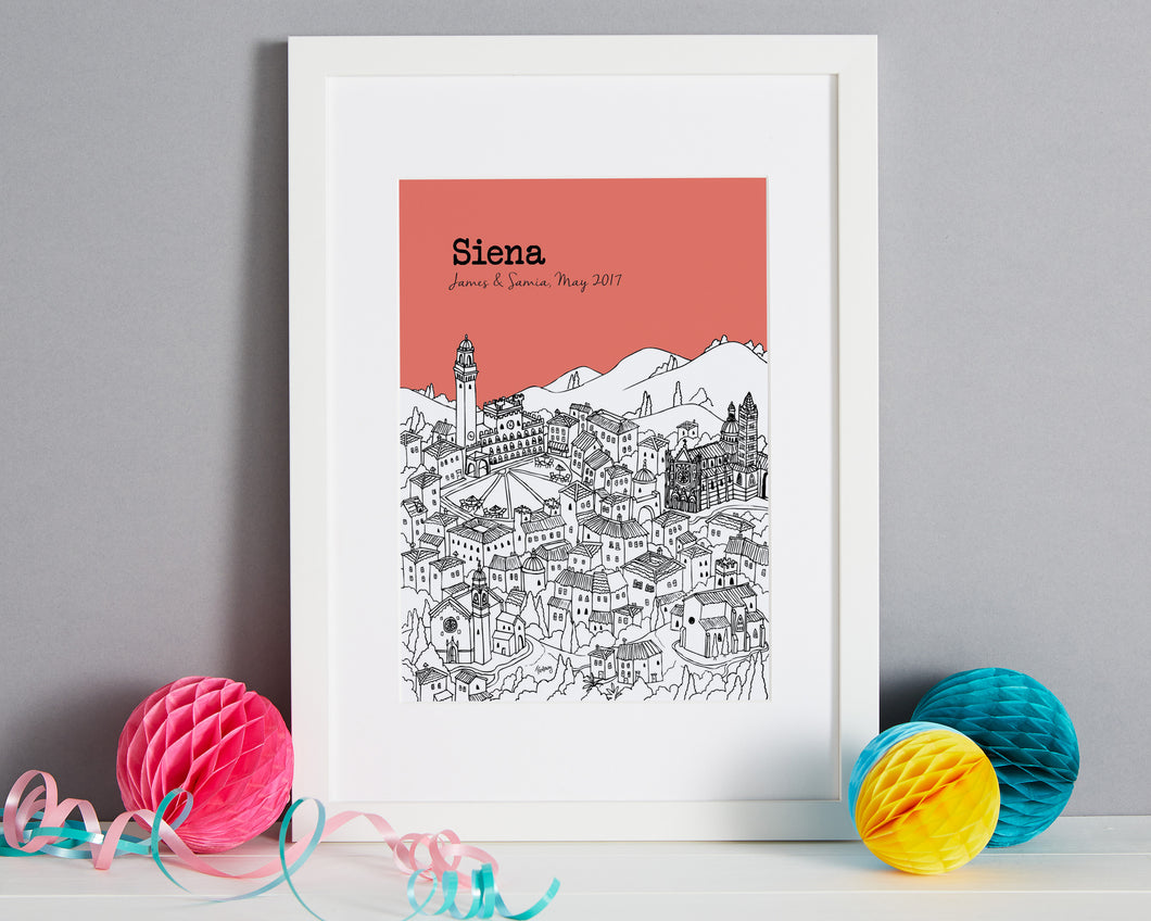 Personalised Siena Print-1