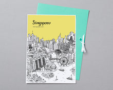 Load image into Gallery viewer, Personalised Singapore Print-5