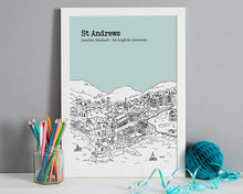 Load image into Gallery viewer, Personalised St Andrews Graduation Gift