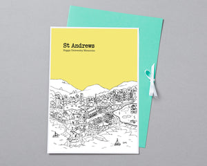 Personalised St Andrews Print-4