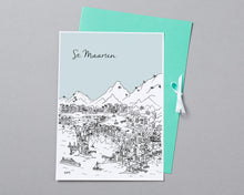 Load image into Gallery viewer, Personalised St Maarten Print-4