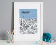 Load image into Gallery viewer, Personalised Stockholm Print-6