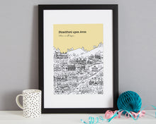 Load image into Gallery viewer, Personalised Stratford upon Avon Print-5