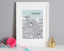 Load image into Gallery viewer, Personalised Stroud Green Print-6
