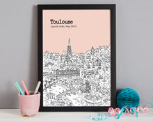 Load image into Gallery viewer, Personalised Toulouse Print-6