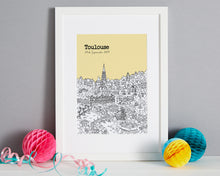 Load image into Gallery viewer, Personalised Toulouse Print-4