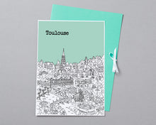 Load image into Gallery viewer, Personalised Toulouse Print-8
