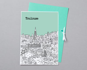 Personalised Toulouse Print-8