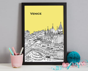 Personalised Venice Print-7