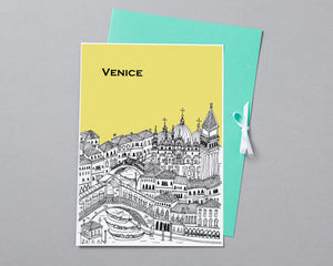 Personalised Venice Print-4