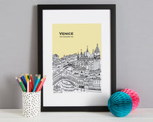 Load image into Gallery viewer, Personalised Venice Print-3