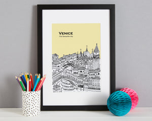 Personalised Venice Print-3