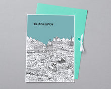 Load image into Gallery viewer, Personalised Walthamstow Print-4
