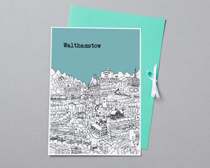 Personalised Walthamstow Print-4