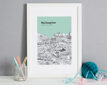 Load image into Gallery viewer, Personalised Walthamstow Print-5