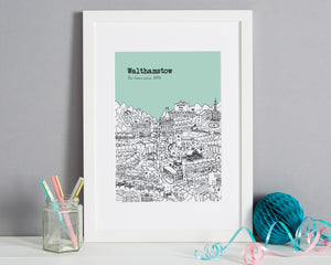 Personalised Walthamstow Print-5
