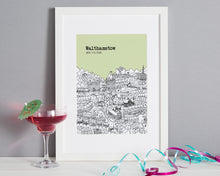 Load image into Gallery viewer, Personalised Walthamstow Print-1