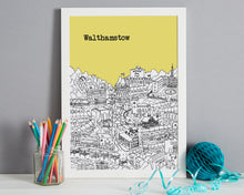 Load image into Gallery viewer, Personalised Walthamstow Print-6