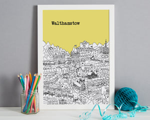 Personalised Walthamstow Print-6