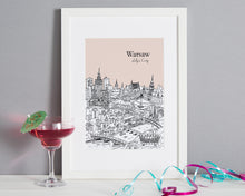 Load image into Gallery viewer, Personalised Warsaw Print-5