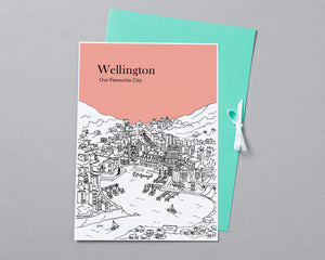 Personalised Wellington Print-5