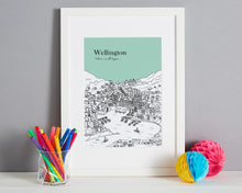 Load image into Gallery viewer, Personalised Wellington Print-7