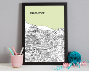 Personalised Winchester Print-6