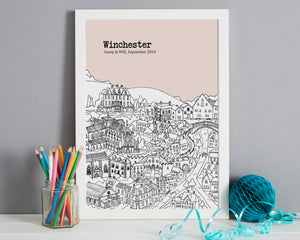Personalised Winchester Print-5