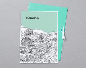 Personalised Winchester Print-8