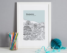 Load image into Gallery viewer, Personalised Winchester Print-4