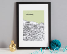 Load image into Gallery viewer, Personalised Winchester Print-7