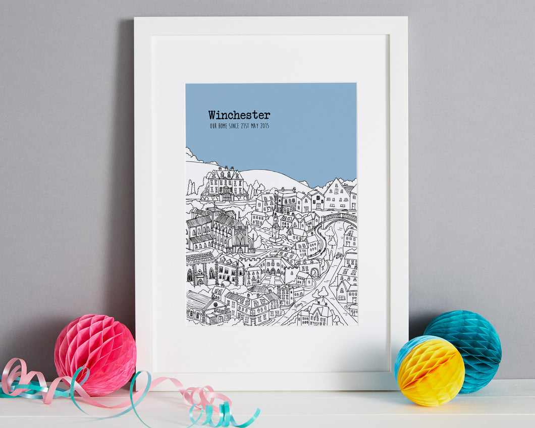 Personalised Winchester Print-1