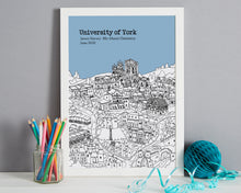 Load image into Gallery viewer, Personalised York Graduation Gift