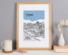 Load image into Gallery viewer, Personalised Florence Print
